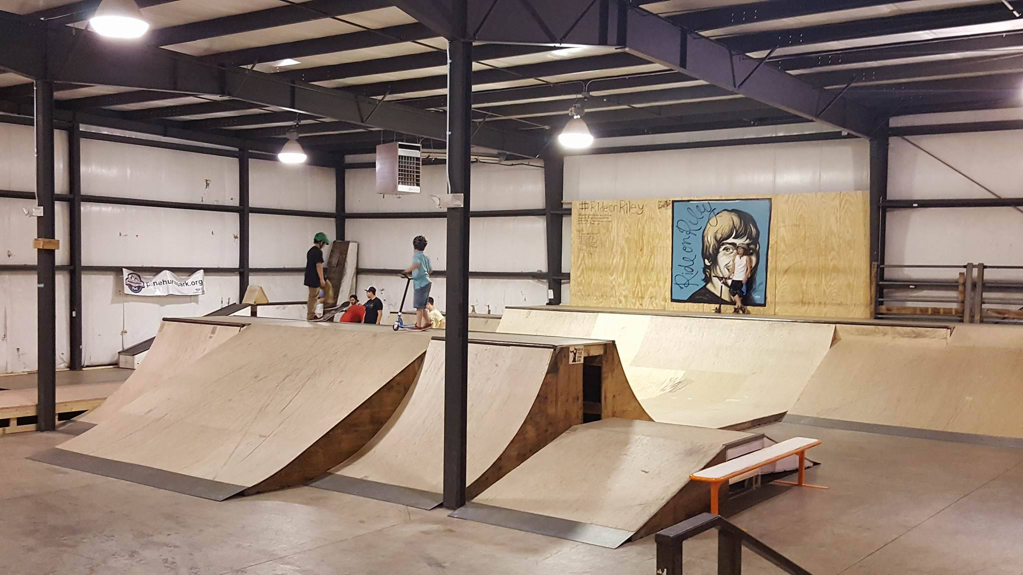 Urban Roots skatepark looks to continue growth