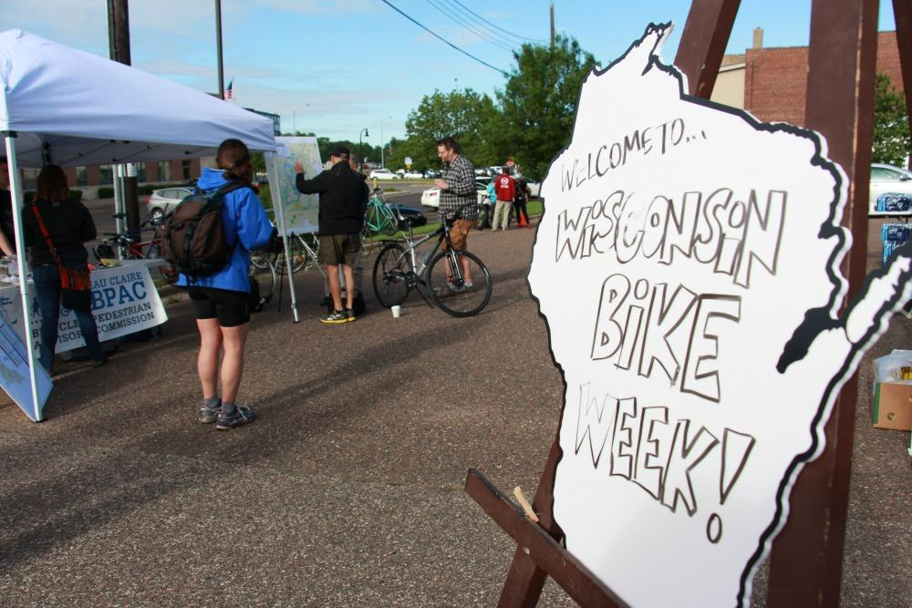 Eau Claire celebrates Bike Week