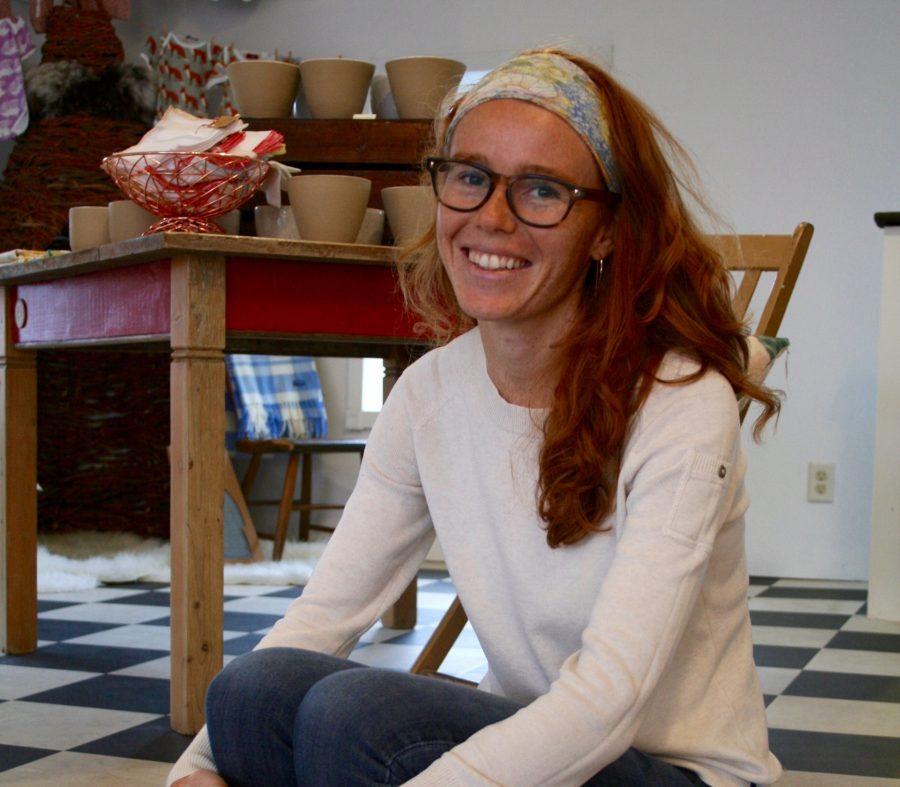 Entrepreneur promotes feminism, community with store