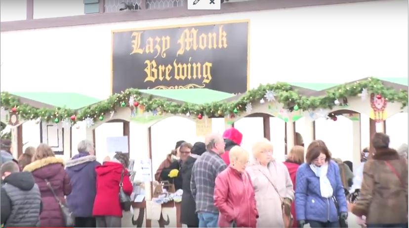 Lazy+Monk+Brewery+hosts+its+first+annual+Christkindlmarkt