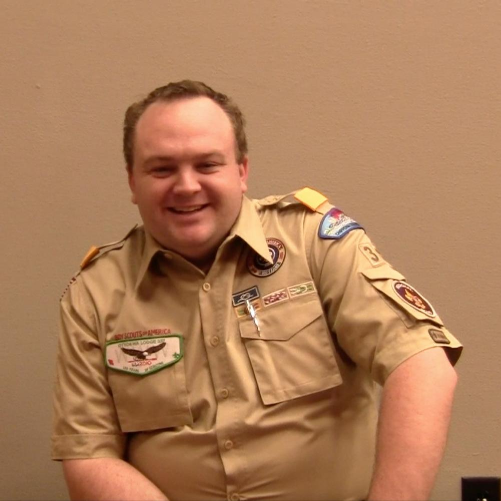 Eagle Scout serves on Chippewa Valley Boy Scout Council