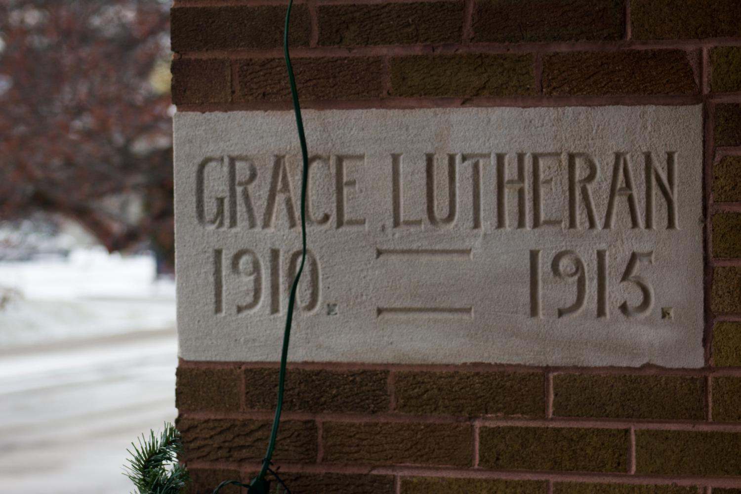 Grace Lutheran Church was one of the Poverty Summit's community contributors, offering its location for stakeholder engagement meetings. © 2017 Nicole Bellford