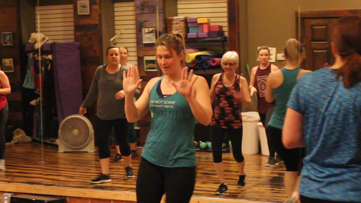 Eau Claire fitness instructor becomes studio owner