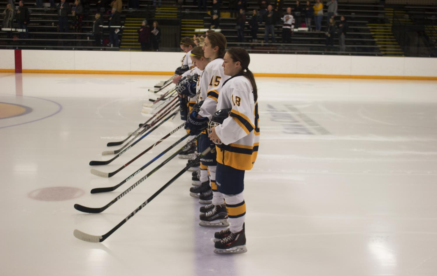 Blugold women's hockey: from bottom of conference to national contender