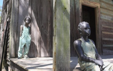 Civil Conversations: Day 5, Whitney Plantation and the Story of Anna