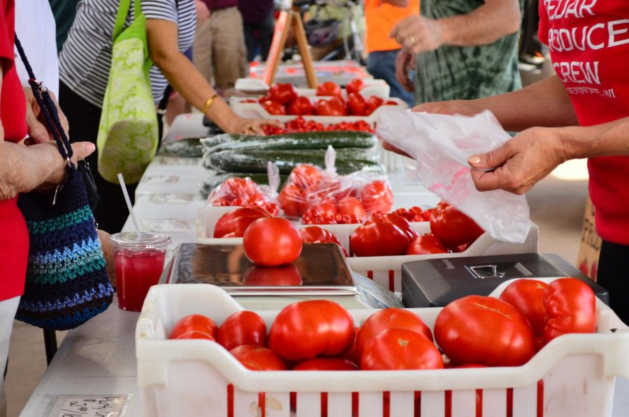 Eau Claire's farmer's market open to community for the season
