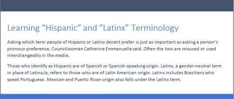 "Understanding ""Hispanic"" and ""Latinx"" terminology"