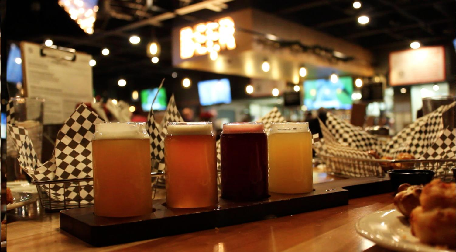 The craft beer industry brought in $26 billion last year.