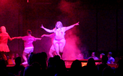 The Fire Ball supports transgender rights at last weekend's drag ball event