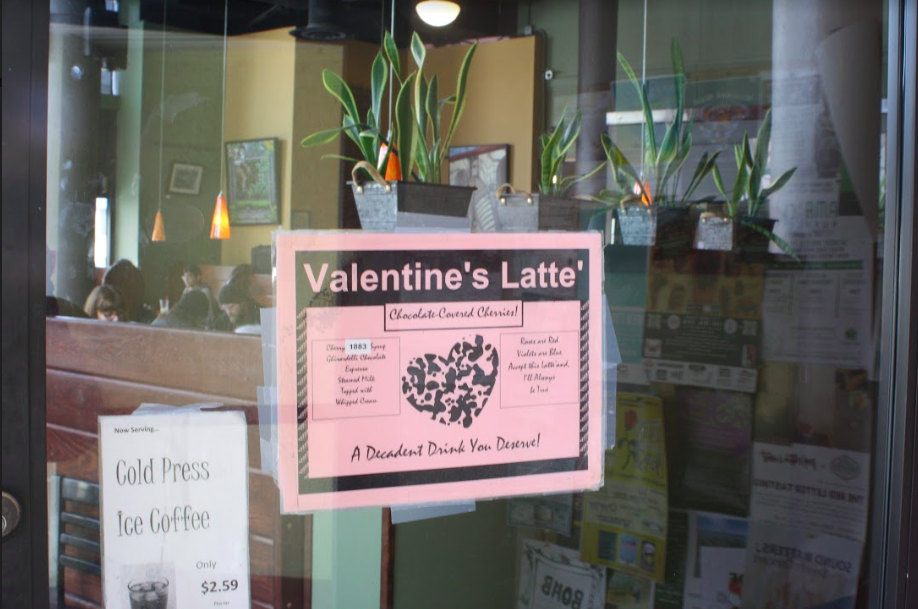 Acoustic Café is one of the many places in Eau Claire where you can spend Valentine's Day.