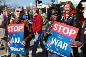 Photo Courtesy of Wisconsin State AFL-CIO