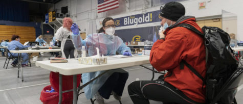 Over 3,000 people vaccinated for COVID-19 at Zorn Arena